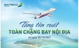 BAMBOO AIRWAYS CÓ TỚI HƠN 50 ĐƯỜNG BAY ĐỂ BẠN THOẢI MÁI CHINH PHỤC