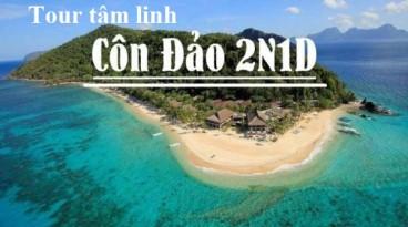 Tour Sài Gòn - Côn Đảo Tâm Linh 2 ngày 1 đêm